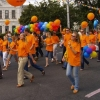 Ко Дню города каждый округ Омска оформят в своем цвете
