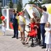 «Солнечный круг» осветил центр Омска