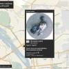 В Омске запустили интерактивную карту с мёртвыми голубями