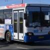На Левобережье Омска автобус несколько метров протащил пенсионерку с зажатой в дверях ногой