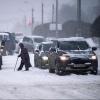 Снег принесет в Омск похолодание