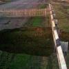 У поселка Красный Яр начался ремонт автодороги Омск-Тара после размыва