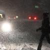 Омичей предупреждают о дожде и снегопаде