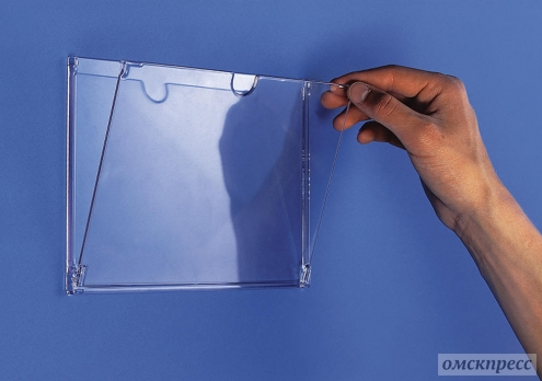 настенный пластиковый карман
