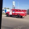 В Омске в рабочее время загорелся магазин