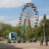За выходные омский парк посетили более трех тысяч человек