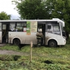 В омском ДТП с маршруткой пострадали три человека