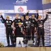 Абсолютный триумф команды G-Drive Racing