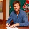 Омский футболист подписал контракт с одним из лидеров чемпионата России