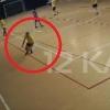 Опубликовано видео смерти омского футболиста на поле