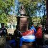 В Омске установили бюст Маршала Советского Союза Язова