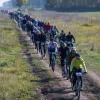 Под Омском прошел веломарафон в память сбитого велосипедиста В. Кабанова