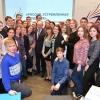 Омский школьник побывал на встрече с Путиным