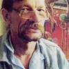 В Омске скончался художник, творивший без пальцев на руках