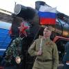 3 мая на омский жд вокзал прибудет поезд Победы