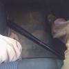 В центре Омска водитель избил битой другого водителя