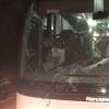 На Доковской в Омске автобус насмерть сбил пешехода