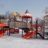 Фролов поручил посчитать детские площадки, фонари и скамейки в Омске