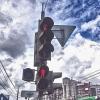 К середине сентября на остановке «Лукашевича» установят светофор