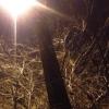 в Омске на 2-й Солнечной установят новую линию освещения