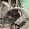 Строители разрушили старинную надпись на фасаде омского дома