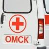 На набережной в Омске иномарка сбила пешехода
