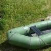 Омский рыбак плохо спрятал свою лодку и чуть ее не лишился