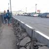 На Комсомольском мосту по ночам будут обновлять асфальт