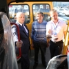 Для школьников Омской области прибыли 36 автобусов