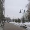 Неделя закончится для омичей минусовой температурой и снегом