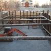 Во время ремонта Юбилейного моста в Омске обнаружена бетонная глыба