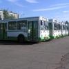 На городские маршруты вышел дополнительный транспорт