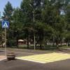 В июне дорожная разметка появится на основных магистралях Омска