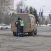 Сотрудники ГИБДД продолжают выявлять нарушения общественного транспорта в Омске