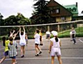 Сербские дети открыли омскую смену