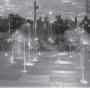 Сквер с фонтаном для Московки