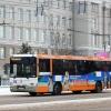 Для четырех частных автобусов в Омске стали известны тарифы