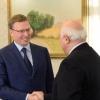 Бурков обсудил с консулом Казахстана совмесные инвестпроекты