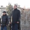 Бурков и порядка тысячи омичей почтили память жертв дорожных аварий
