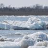 В воскресенье в Омске начнётся ледоход