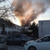 На пожаре в омской колонии строгого режима никто не пострадал