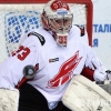 Голкипер «Авангарда» Фурх оказался в десятке лучших вратарей КХЛ