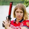 Омичка Виталина Бацарашкина завоевала три золотые медали на Чемпионате России по стрельбе