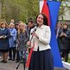 Мэр Омска поставила задачу перед выпускниками — успешно сдать ЕГЭ