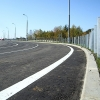 Дорога на улице Конева открылась на месяц раньше