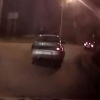 Пьяный омич удирал на «десятке» от полиции и снес светофор