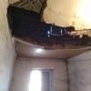 В омском бараке рухнул потолок