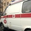 На проспекте Космическом в Омске водитель маршрутки столкнулся с иномаркой