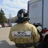 В Омске пожарные спасли пять спящих из загоревшейся квартиры