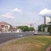 На двух центральных улицах Омска общественный транспорт пойдет по выделенным полосам